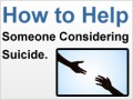 How to Help Someone Considering Suicide