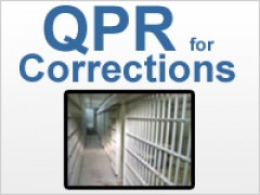 QPR for Corrections