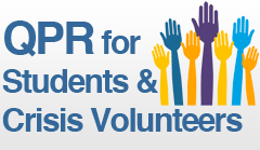 QPR for Crisis Workers