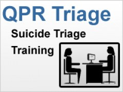 Level 2 QPR Suicide Triage Training
